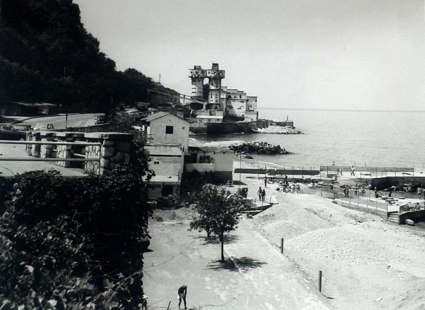 La vecchia Calcina (foto Antonio Sorrentino)
