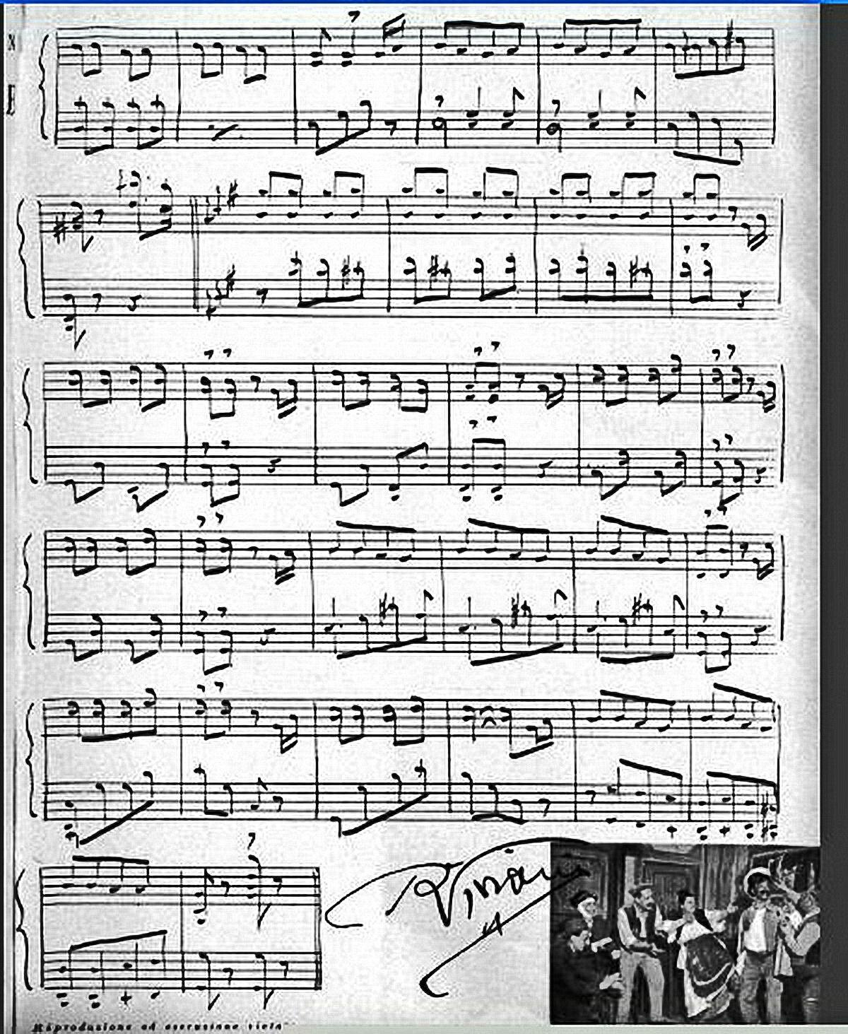 Raffaele Viviani, Serenata2