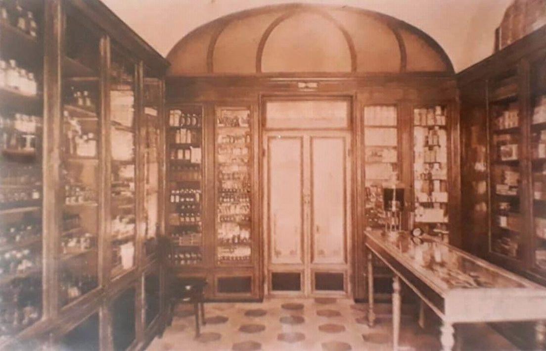 Profumeria Martorano (interno del negozio)