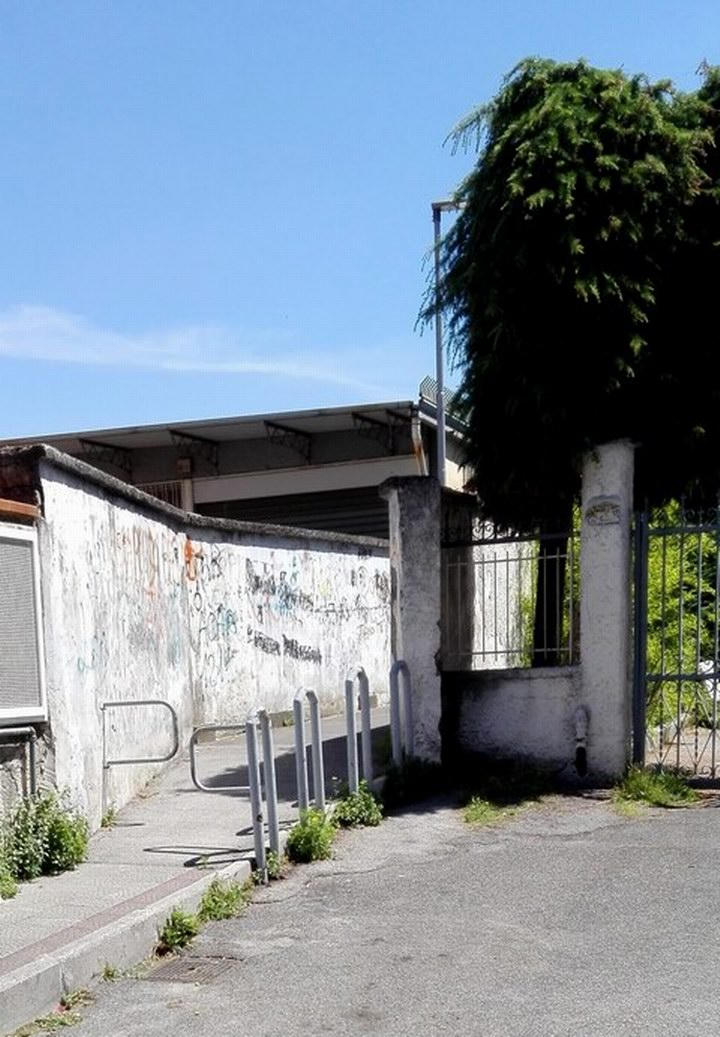 Scorciatoia-labirinto detta 'a Viarella