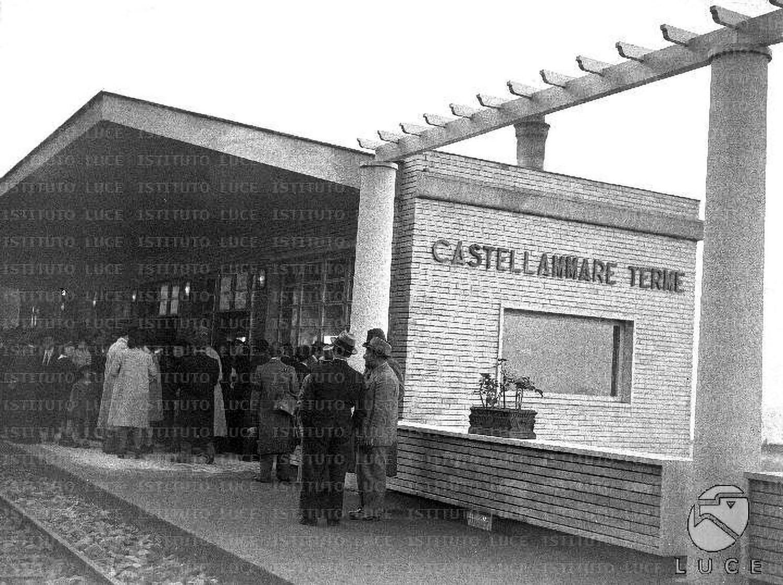 Castellammare Terme, inaugurazione