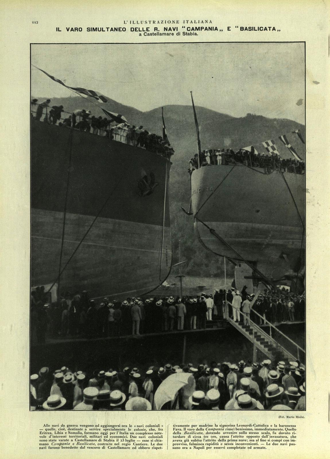 L'Illustrazione Italiana numero 31, del 2 agosto 1914