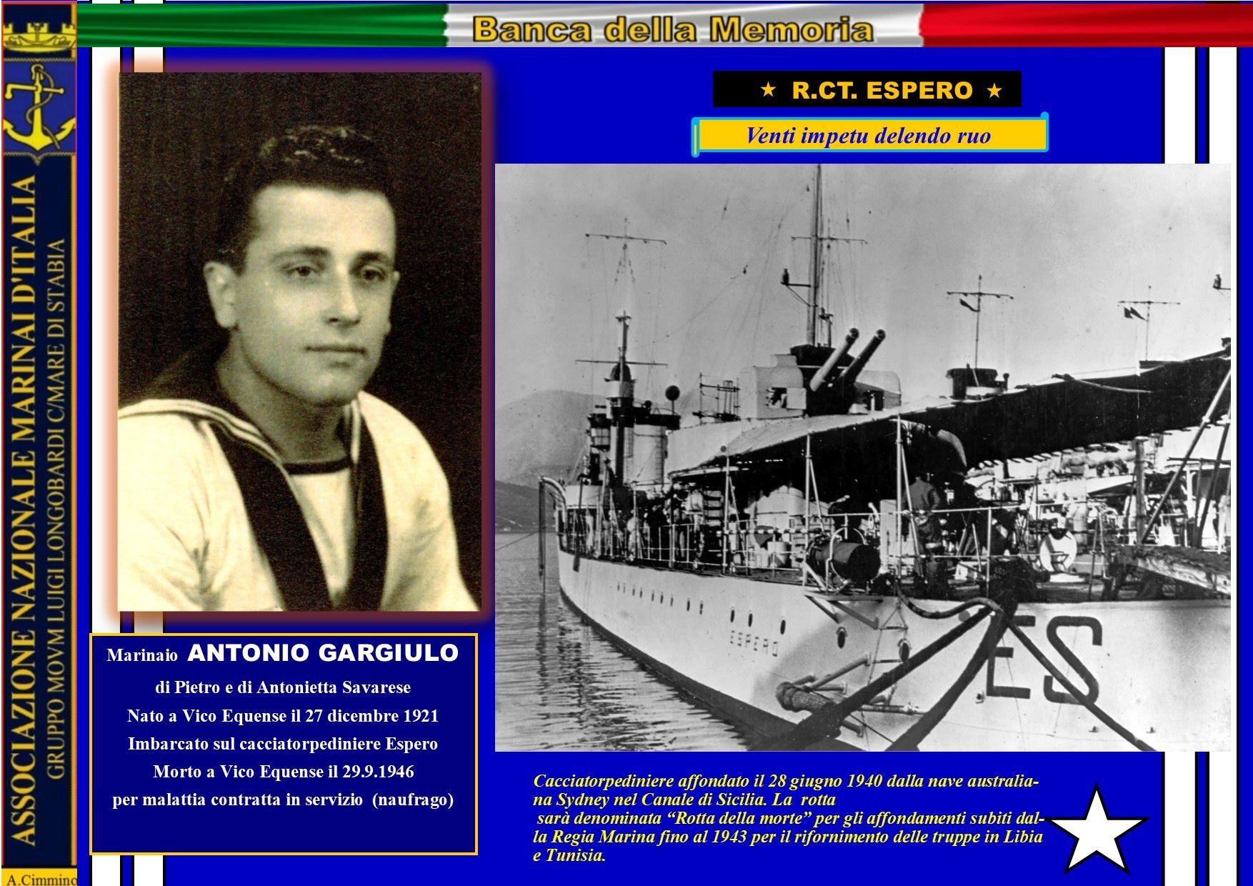 Gargiulo Antonio