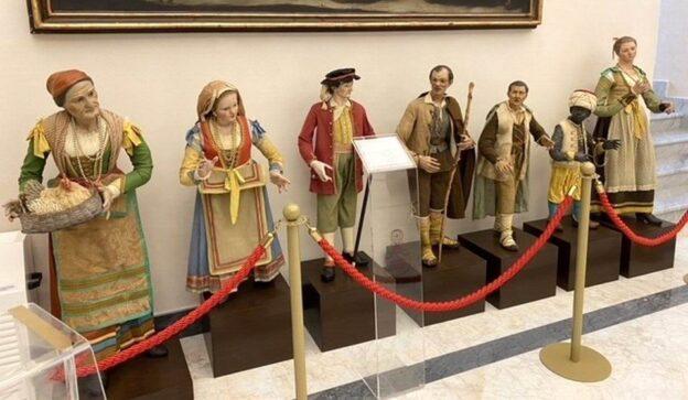 Ultimi sette pastori del Duomo (Archivio Cattedrale di Castellammare di Stabia)