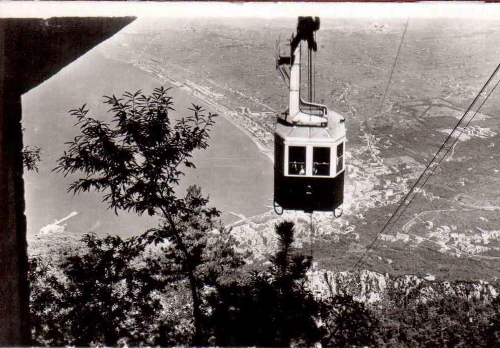 Funivia - Monte Faito