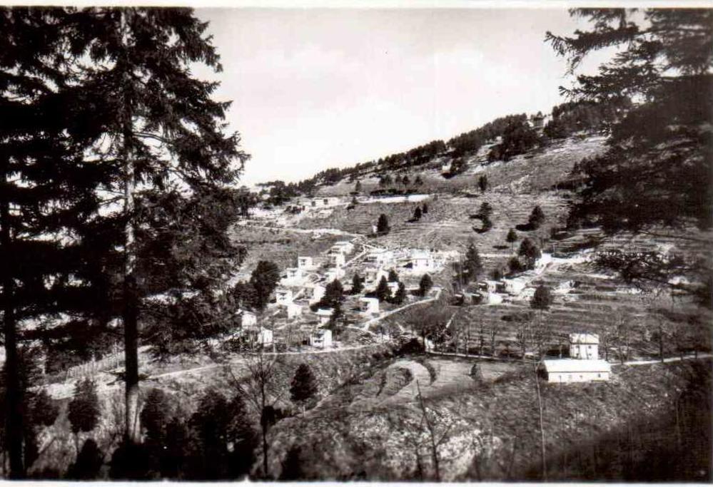 Nuove palazzine - Monte Faito