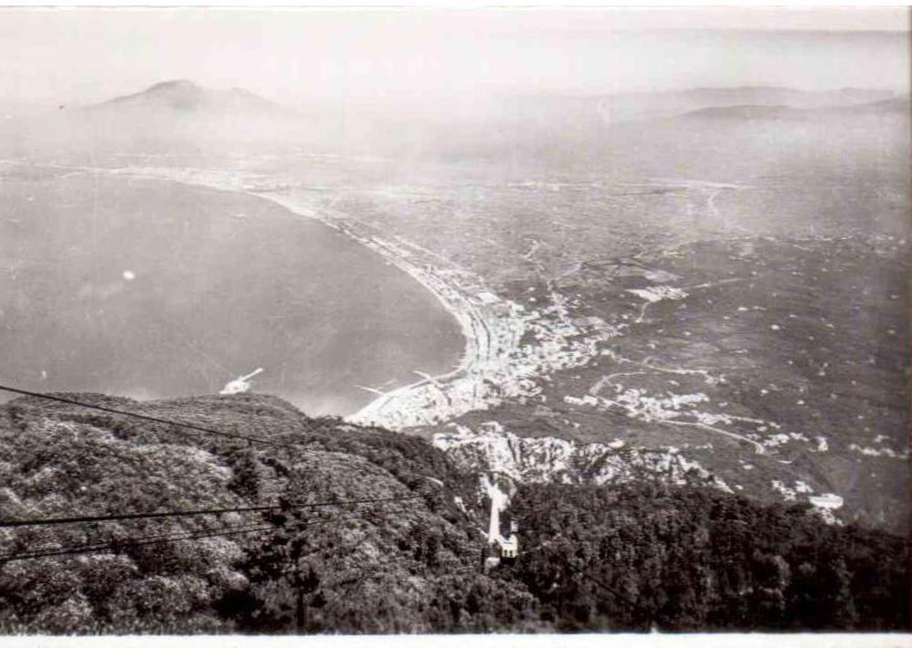 Panorama dalla Funivia - Monte Faito