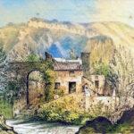 Antichissimo arco alla via Calcarella