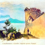 Castellammare - Castello Angioino presso Pompei (coll. Catello Coppola)