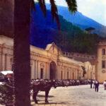 Castellammare di Stabia - Terme Stabiane - Ingresso (coll. Catello Coppola)