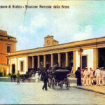 Piazza della Ferrovia (coll. Bonuccio Gatti)