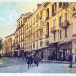 Via Mazzini - inizio '900 (coll. Bonuccio Gatti)